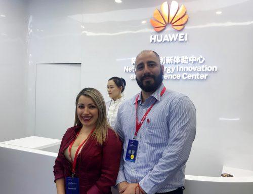 Data Energy en Huawei Partners Summit – China