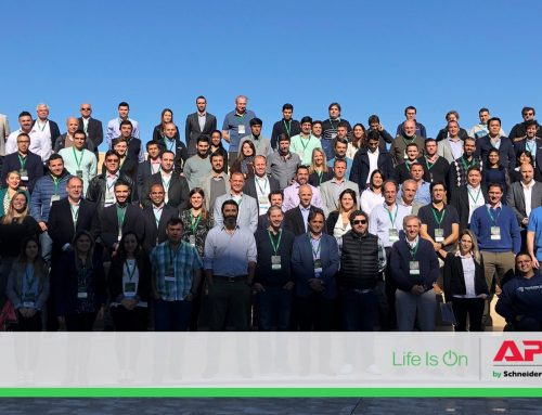 Data Energy en Schneider Innovation Days – Argentina